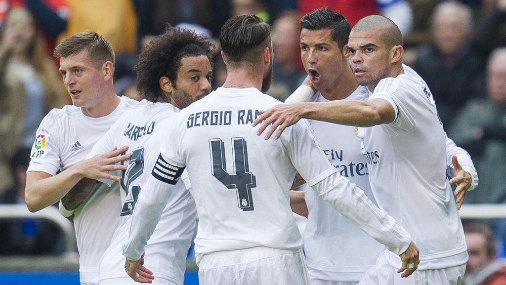 Ancelotti Prediksikan Madrid Juara La Liga, Ronaldo Jadi Top Skorer