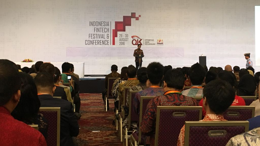 Resmikan IFFC di BSD City, Jokowi: Teknologi Itu Kesempatan Emas Buat Kita