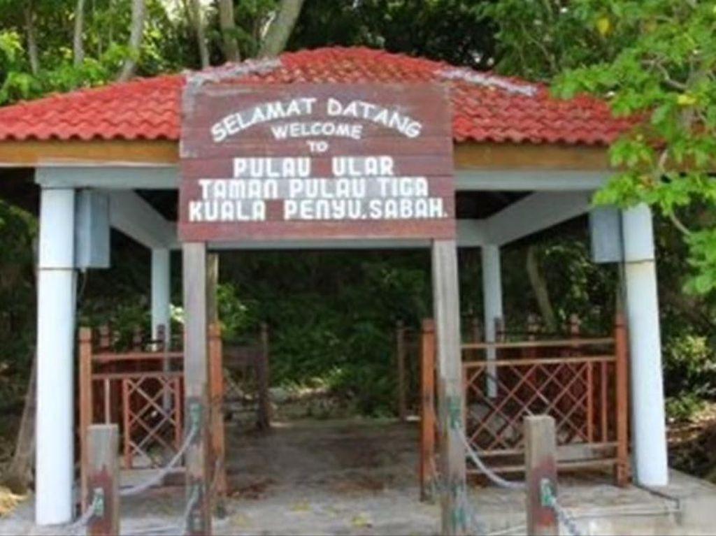 Bukan Cuma Brasil, Malaysia Juga Punya Pulau Ular