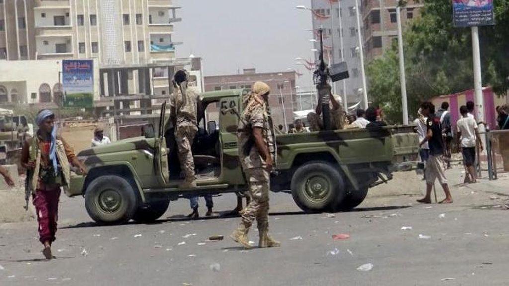 Bom Bunuh Diri Militan ISIS di Yaman Tewaskan 54 Orang
