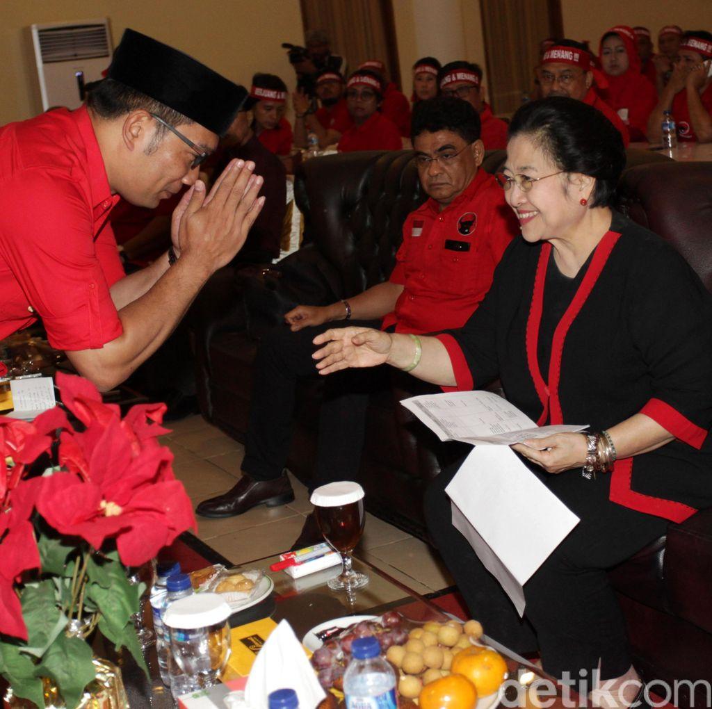 Emil Sungkem ke Megawati, PDIP: Secara Emosional Hubungan Kami Baik
