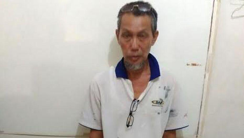 2 Orang Kakek Ditangkap Polisi Edarkan Uang Palsu