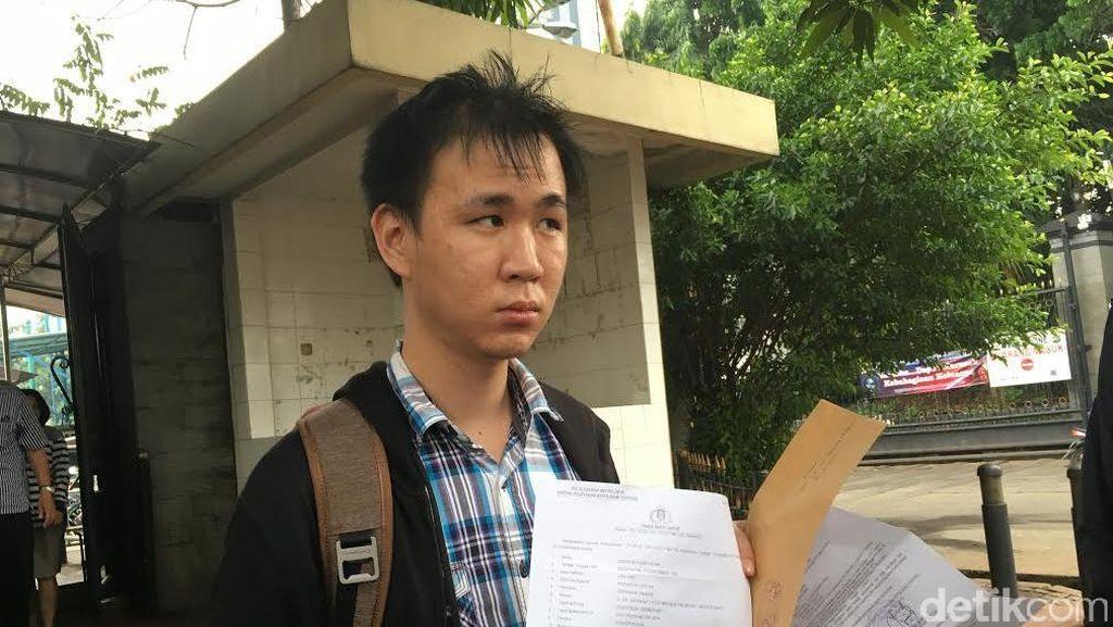 Dikeroyok Sekelompok Orang yang Tanya Ahok di TransJ, Andrew Lapor Polisi