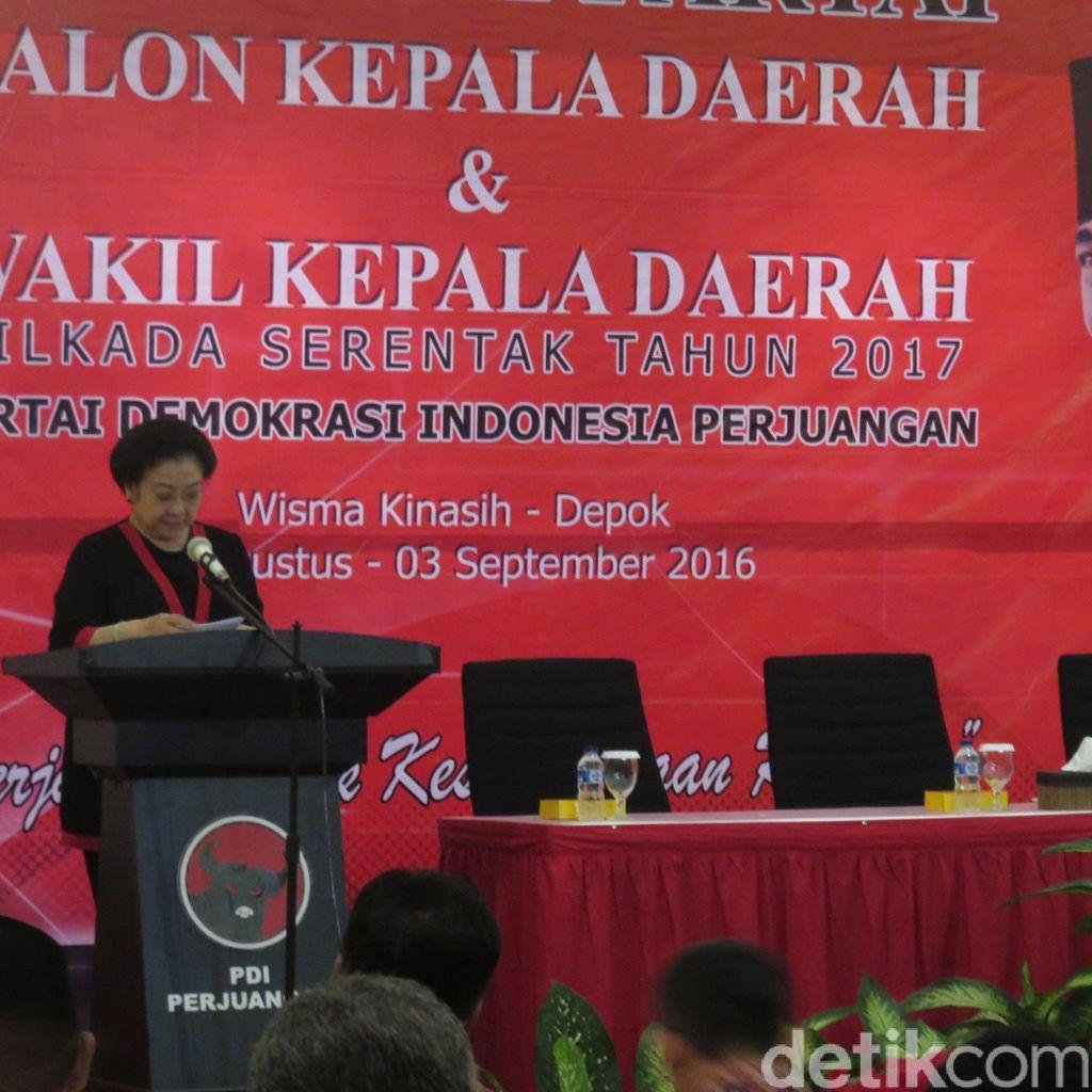 Cerita Megawati Soal Bung Karno, Pak Harto dan Tawaran Masuk Golkar