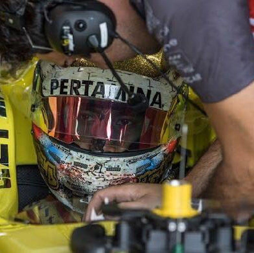 Sean Gelael Berharap Mukjizat di Monza
