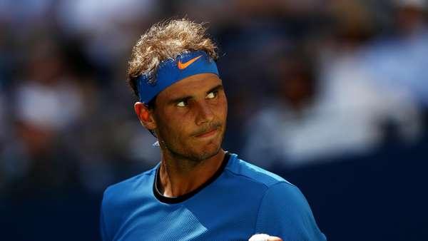 Nadal Mengawali dengan Kemenangan Straight Set
