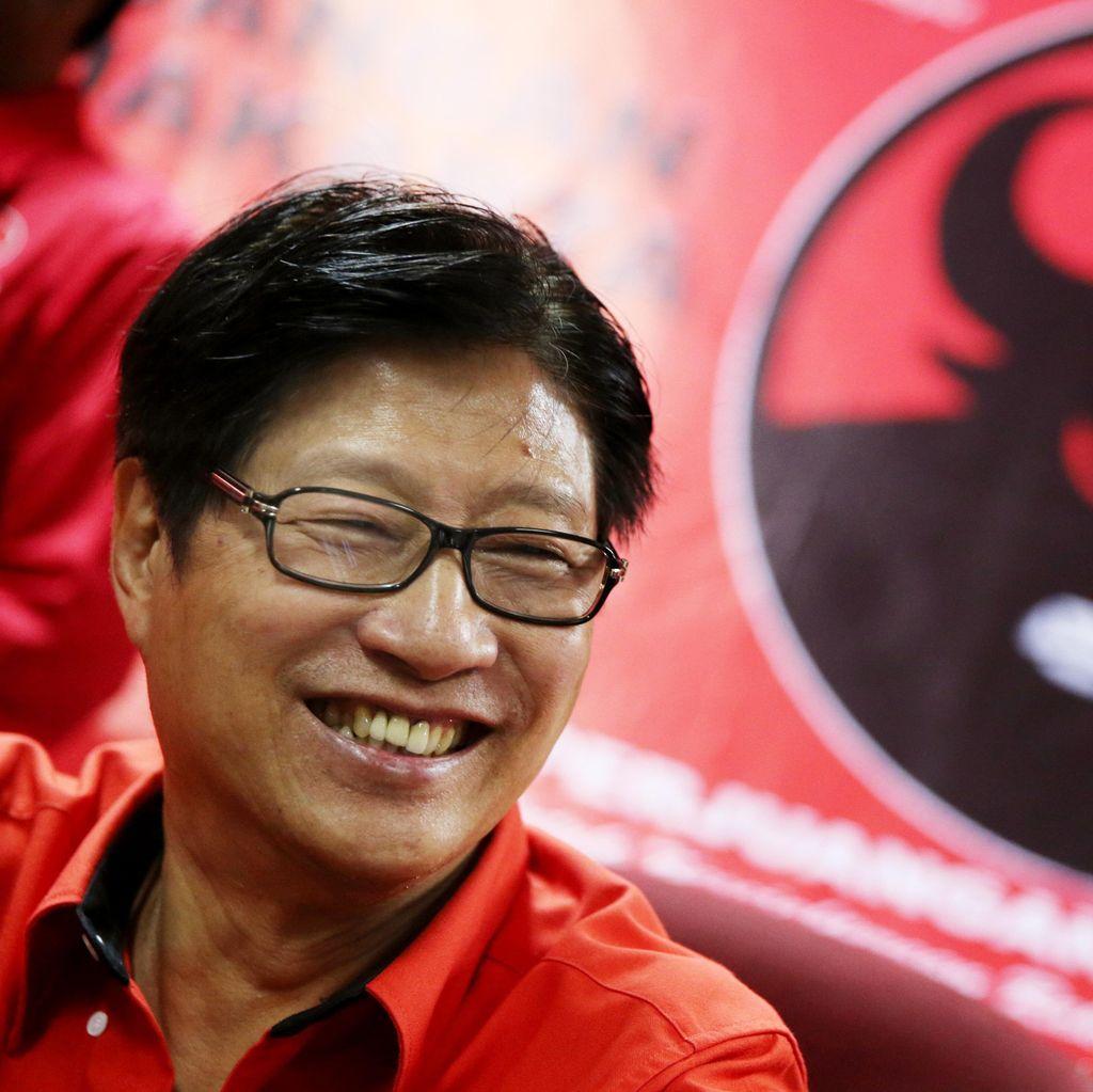 Ady Wijaya: Saya Bukan <i>Ujuk-ujuk</i> Diangkat jadi Ketua PDIP DKI