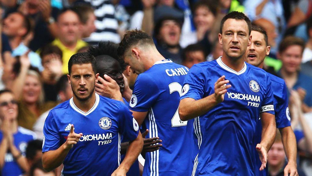 Cahill Merasa Chelsea Kini Bermain Lebih Disiplin dan Terorganisasi