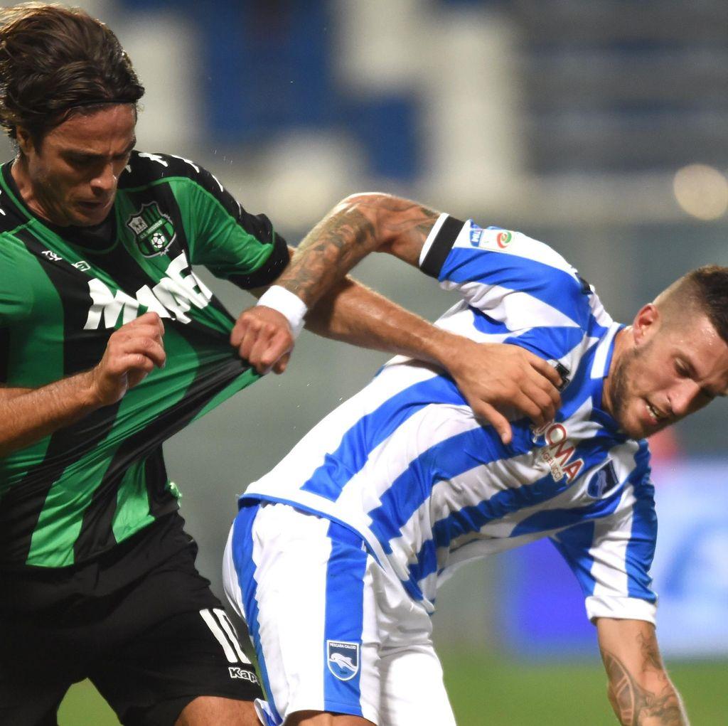 Kemenangan Sassuolo di <I>Giornata</I> 2 Dianulir, Kini Dinyatakan Kalah 0-3