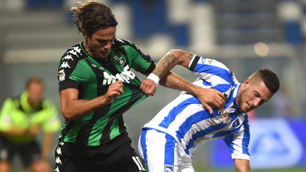 Kemenangan Sassuolo di Giornata 2 Dianulir, Kini Dinyatakan Kalah 0-3