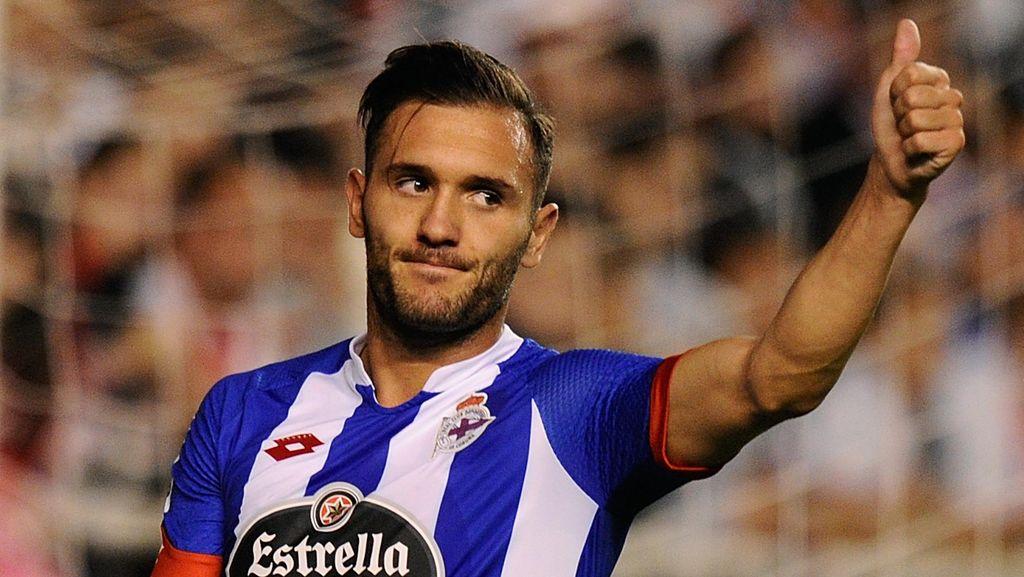 Arsenal Resmi Datangkan Lucas Perez