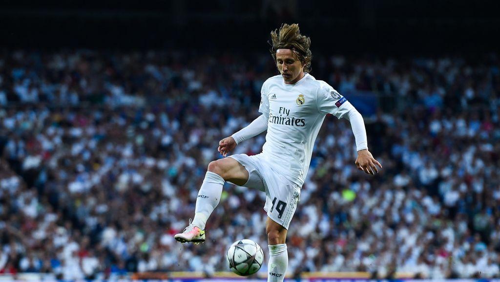 Modric: Saatnya Madrid Juara Liga Lagi