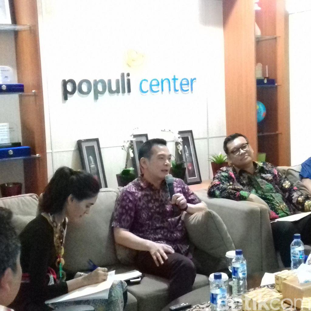 Populi Center: 74,3% Warga Jakarta Puas Kinerja Ahok