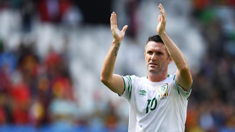 Robbie Keane Segera Pensiun Dari Timnas