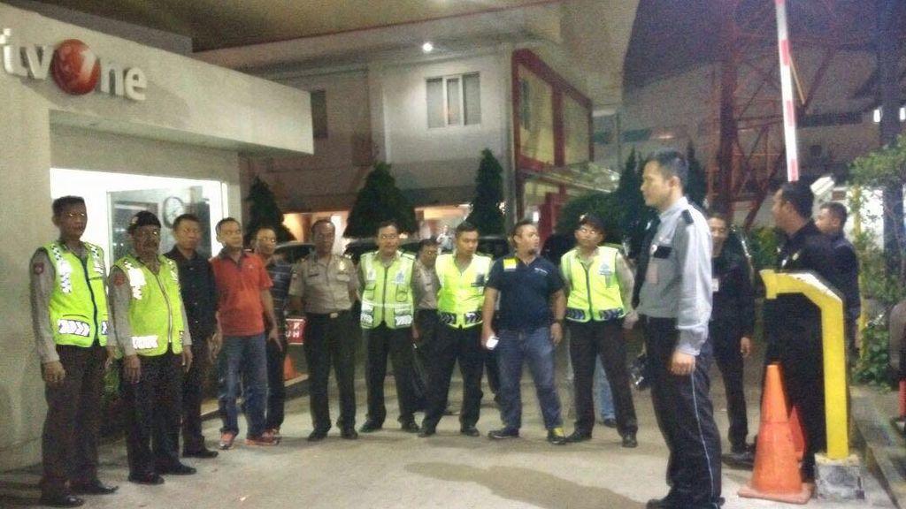 Ancaman Bom di tvOne, Polisi: Karyawan Sempat Dievakuasi