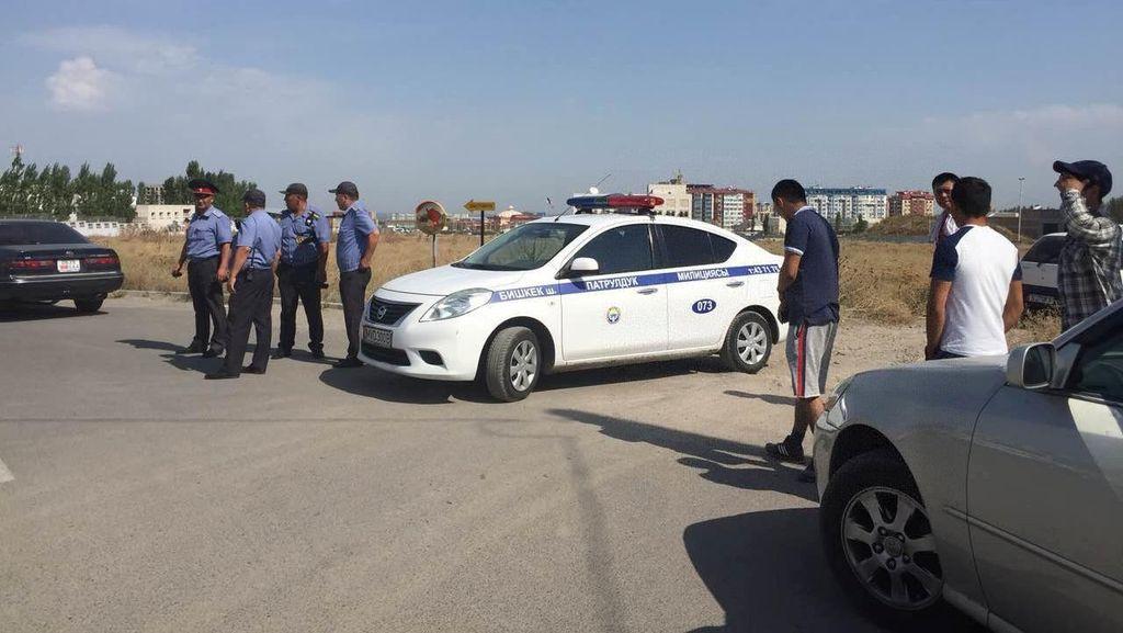 Bom Bunuh Diri Guncang Kedubes China di Kyrgyzstan, 3 Orang Luka