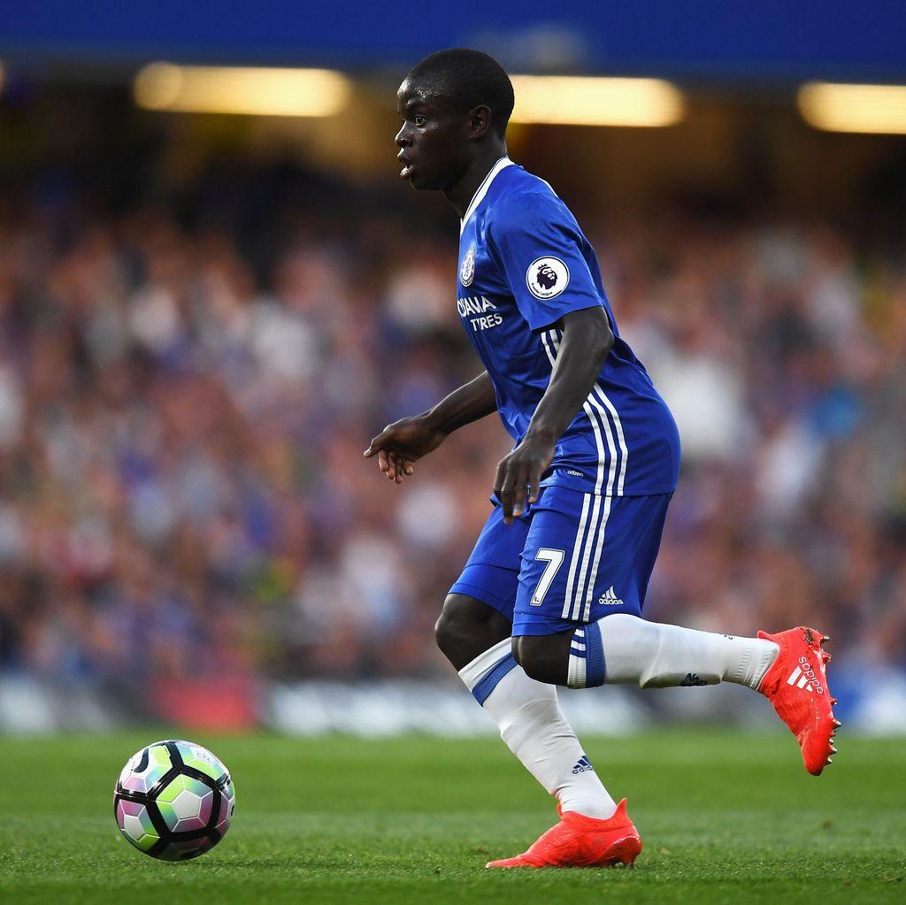Kante Membuat Chelsea Bermain Lebih Tenang
