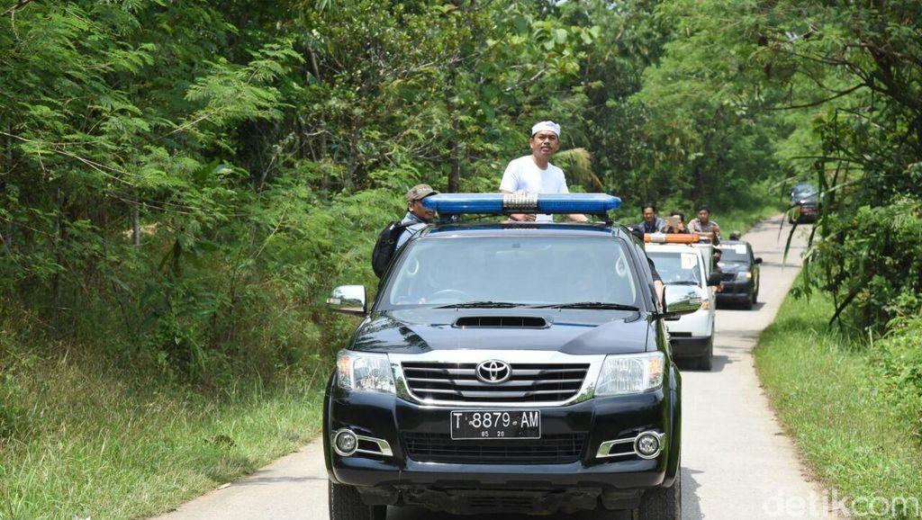 DPRD Jabar Takjub Lihat Jalan Mulus 67 Km di Pinggiran Purwakarta