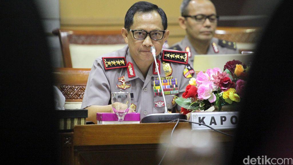 Kapolri Tito Kumpulkan Dirlantas dan Kasat Lantas se-Indonesia Hari Ini