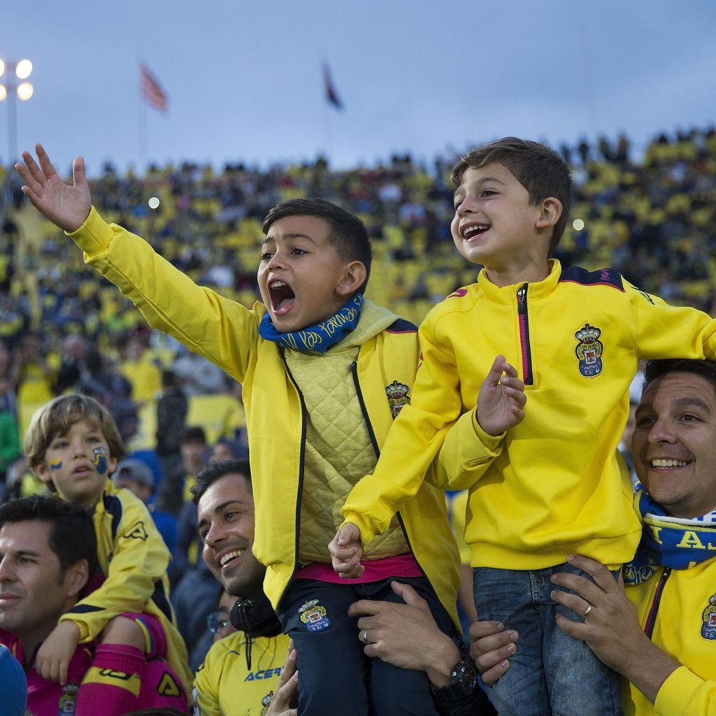 Ketika Las Palmas Menikmati Puncak Klasemen <i>La Liga</i>