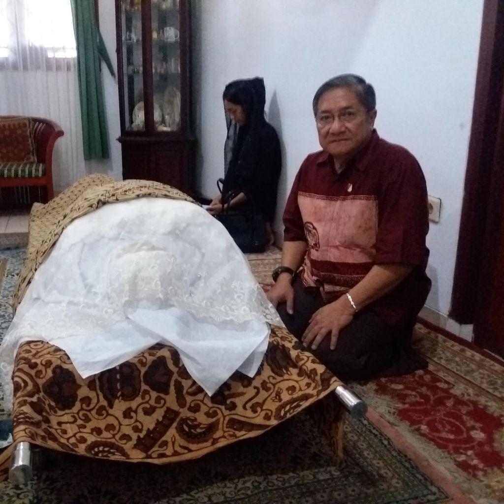 Istri Bung Tomo Berpulang, Pemkot Surabaya Siapkan Bantu Prosesi Pemakaman