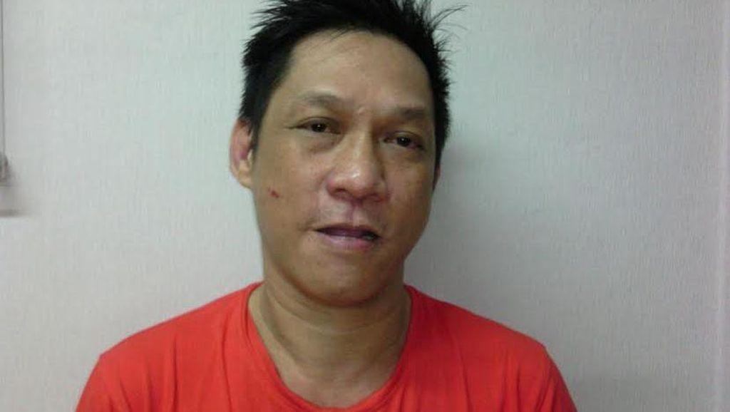 Pria Ini Sembunyikan Sabu Rp 750 Juta di Plafon Kamar Mandi