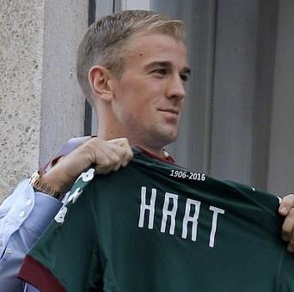 Tertantang Berkarier di Italia, Hart Terima Tawaran Torino