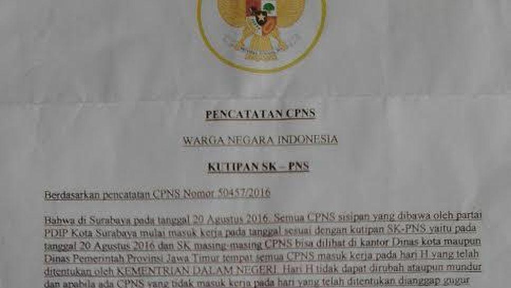Korban Penipuan CPNS Pemkot Surabaya Diminta Membayar Uang Rp 10-Rp 35 Juta