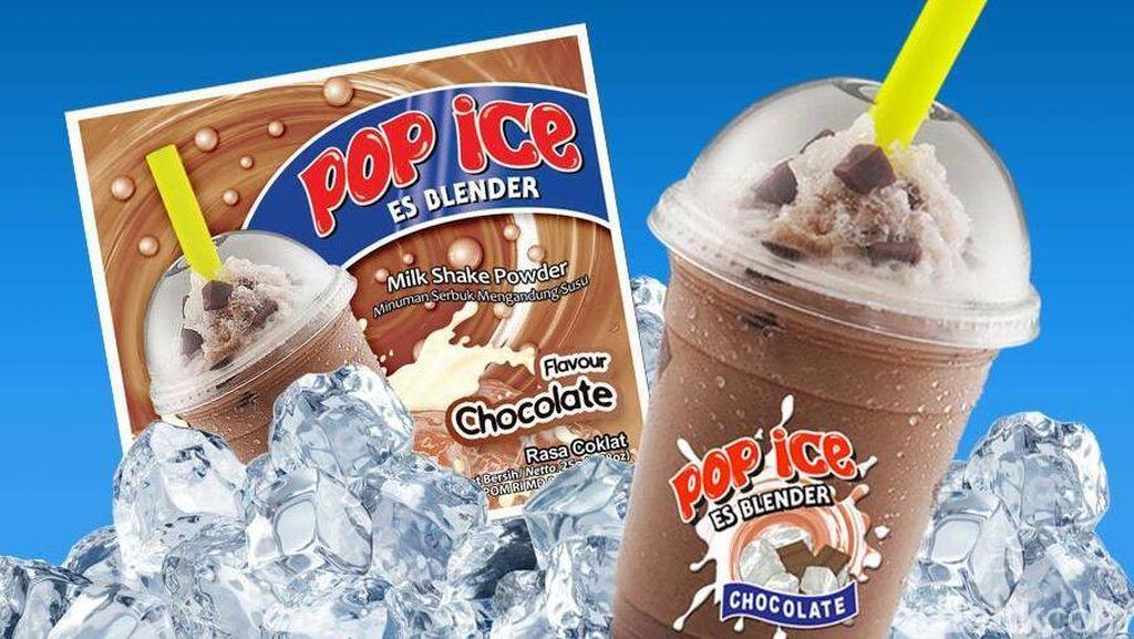 Promosi Tidak Sehat, Pop Ice Didenda Rp 11 Miliar