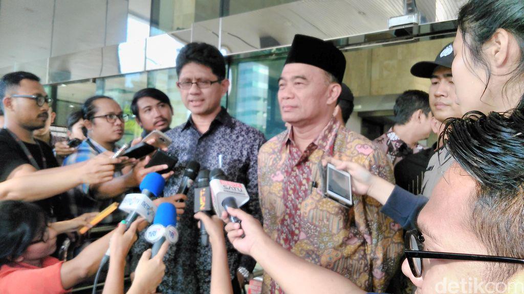 Selain Lapor LHKPN, Mendikbud Juga Konsultasi Pemanfaatan Anggaran dengan KPK