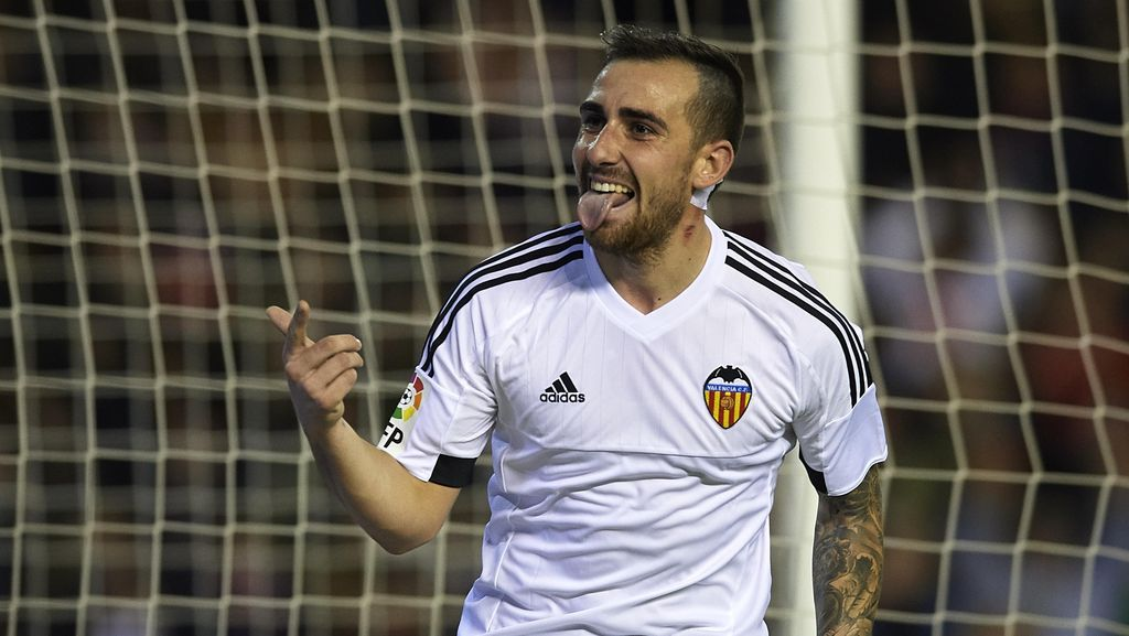 Paco Alcacer Maklumi Kekecewaan Fans Valencia