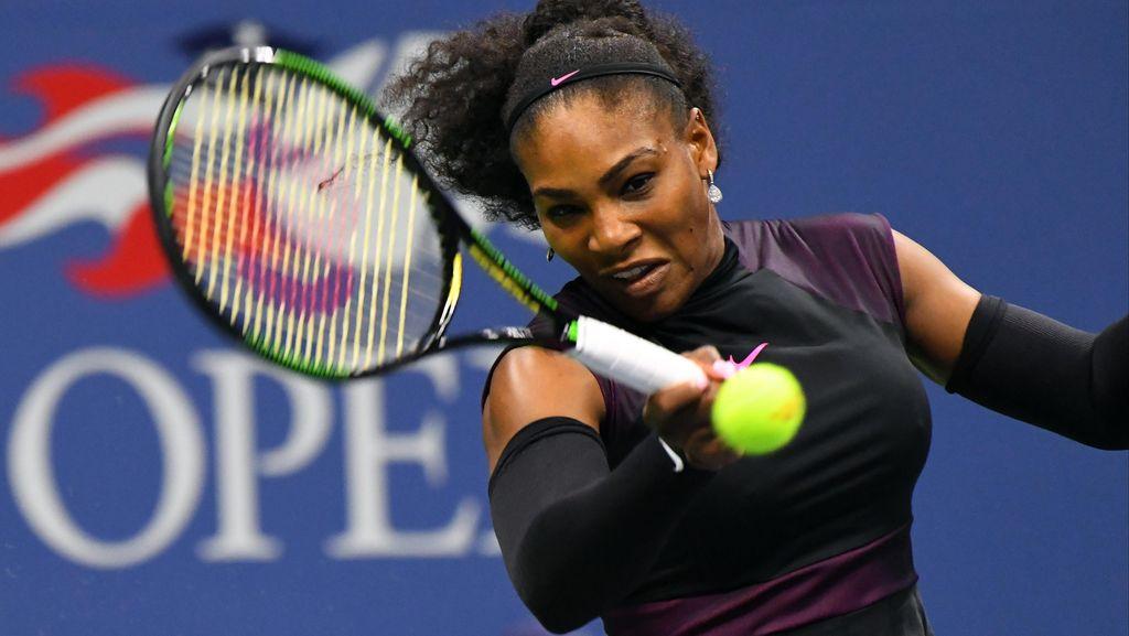 Serena Melenggang ke Babak Kedua