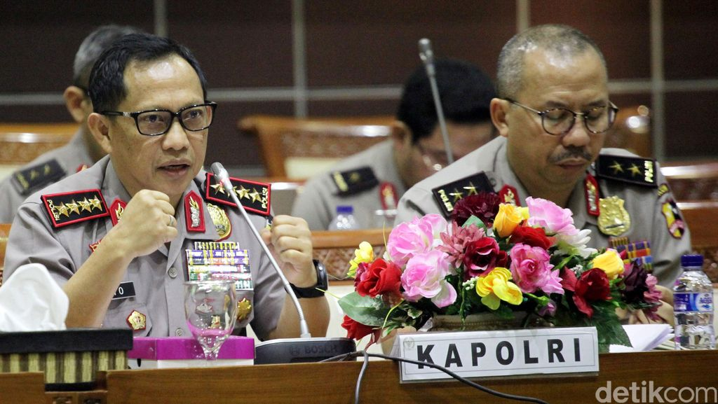 Kapolri Soal Bom Gereja Medan: Ini Fenomena Baru Gerakan Radikal