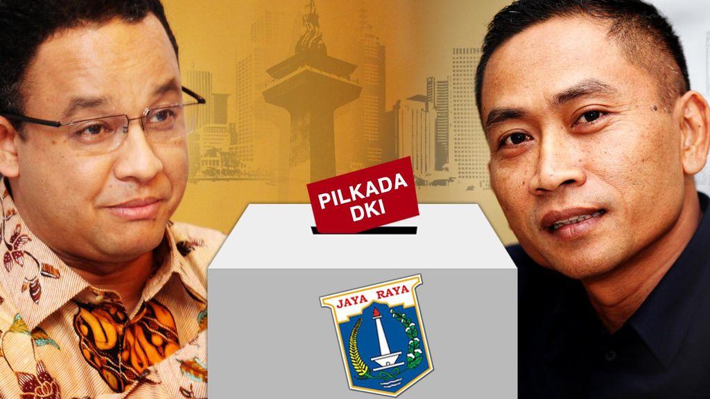 Duet AYO Mencuat Jelang Pilgub DKI, PD: Yoyok Masuk Radar Kami