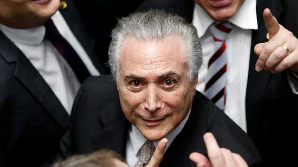 Perbaikan Ekonomi Jadi Tugas Utama Presiden Baru Brasil