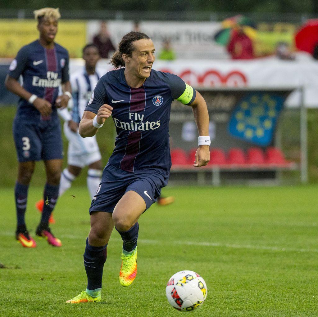 Chelsea: Selamat Datang Kembali, David Luiz!
