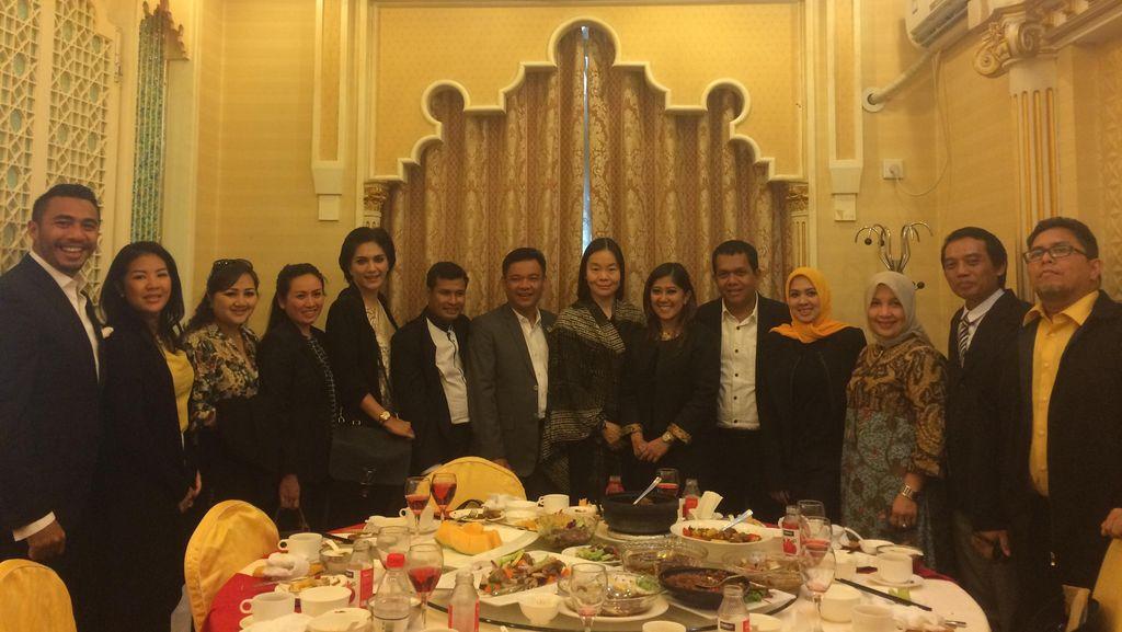Diskusi PKC dan Golkar: Soal Manajemen hingga Dukungan ke Pemerintah
