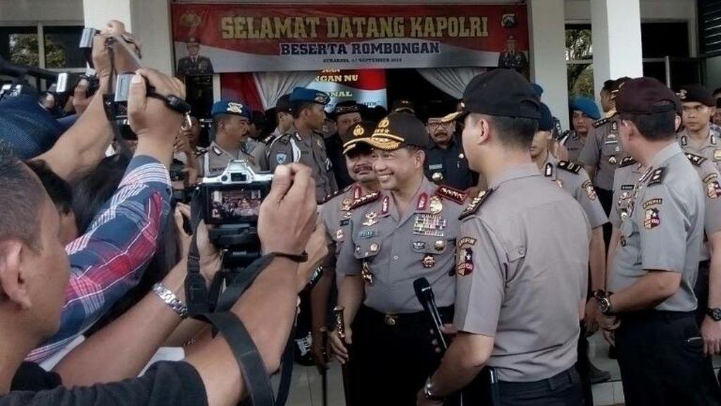Rusuh di Meranti, Kapolri: 3 Polisi Ditahan dan Dipidana
