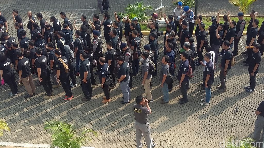 Polda Metro Jaya Gelar Operasi Bersama untuk Berantas Narkoba di DKI