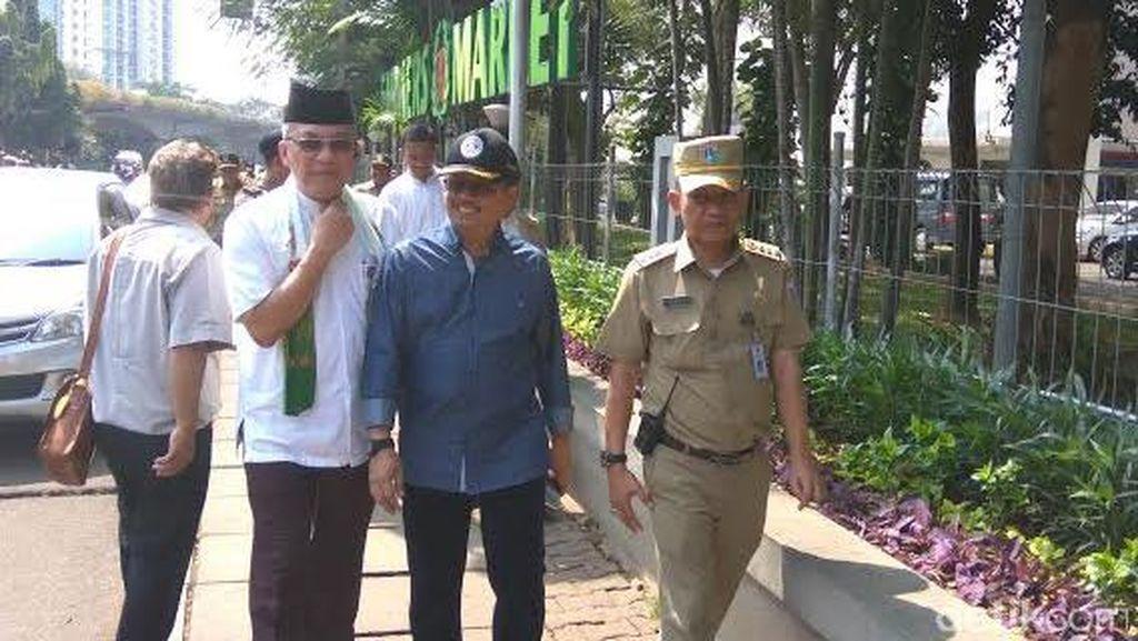 Musola Tak Dirobohkan di Rawajati, Wali Kota Jaksel: Nanti Dikiranya Kami Kafir!
