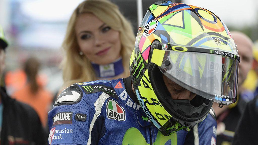 Rossi Paranoid Kalau Pikirkan Pensiun di 2018