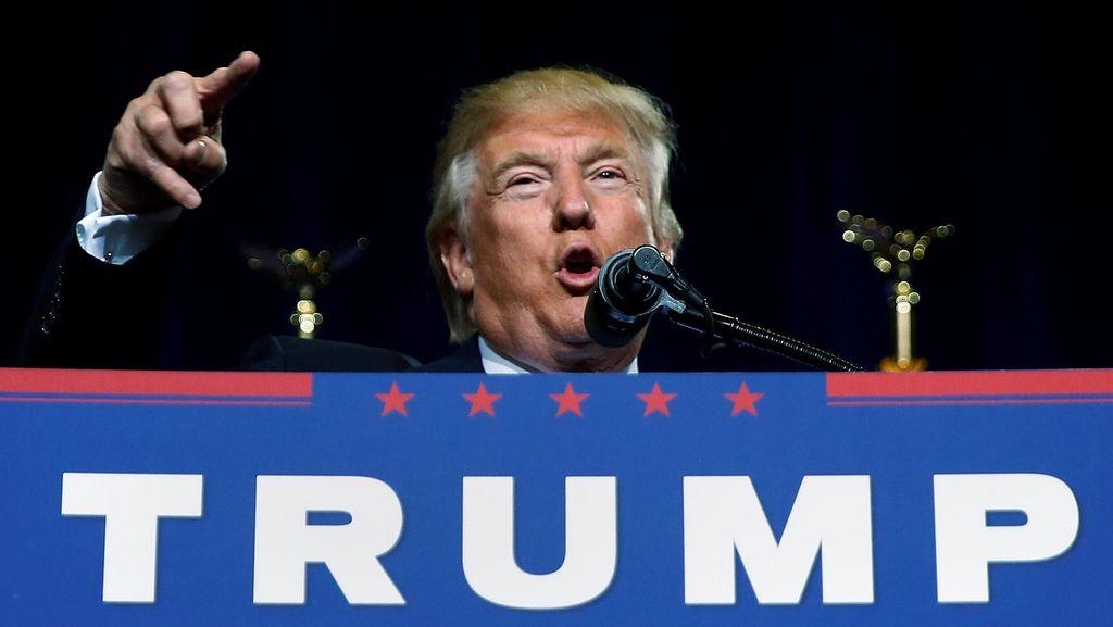 Donald Trump Sebut Uji Coba Nuklir Korut Jadi Contoh Kegagalan Hillary
