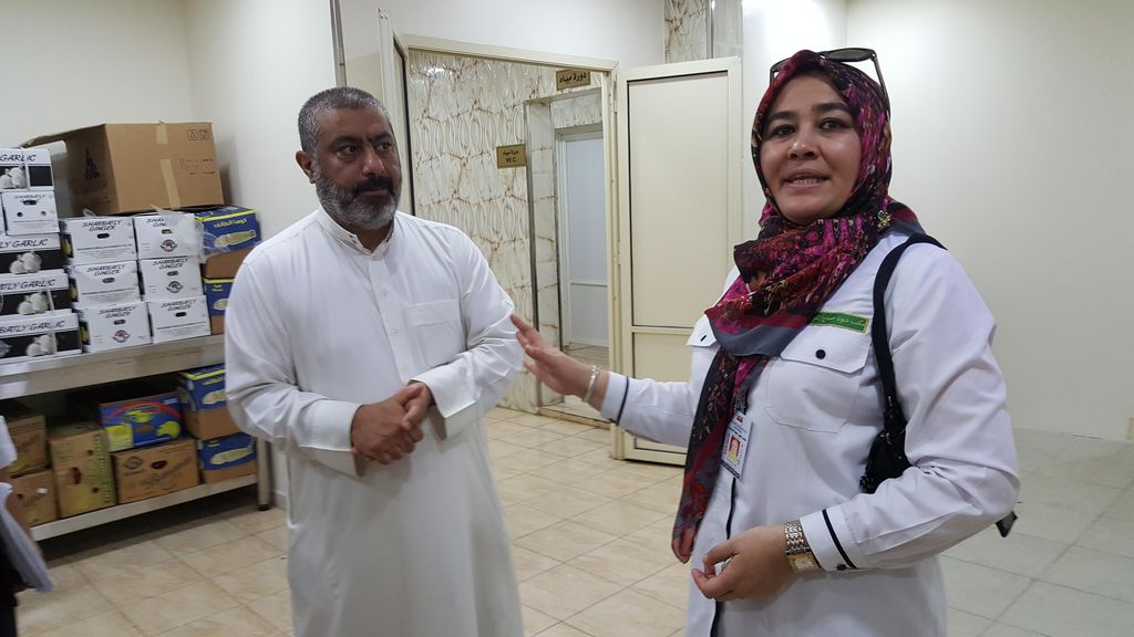 Ada Katering Sediakan Makanan Tak Layak di Makkah, Langsung Ditegur Keras