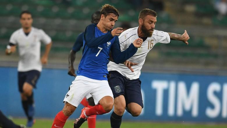 Prancis Unggul 3-1 Dalam Laga Ujicoba Melawan Italia
