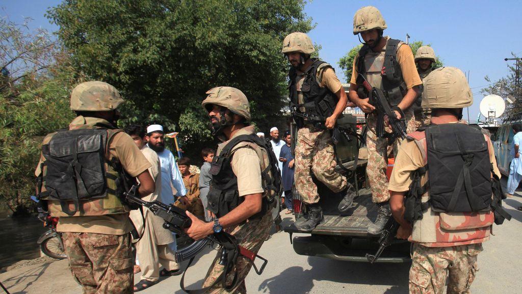 2 Ledakan Bom Guncang Pengadilan Pakistan, 12 Orang Tewas