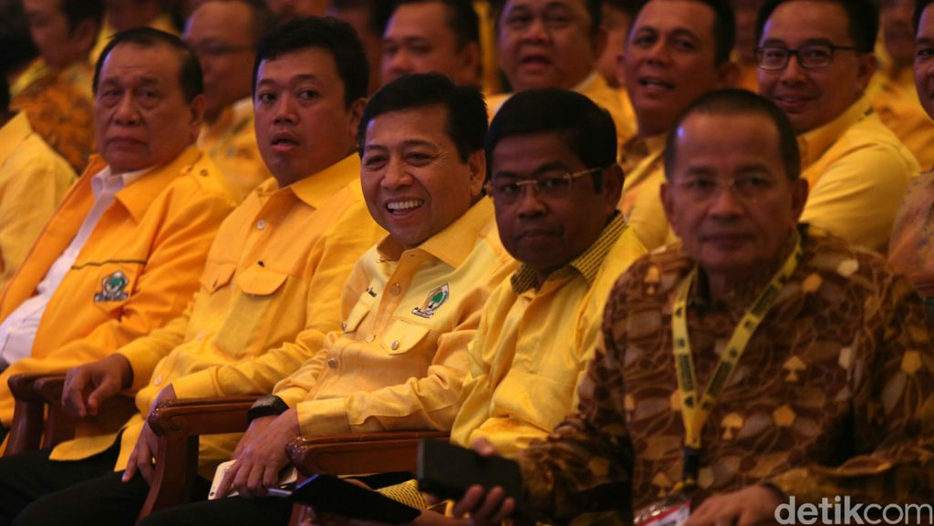 Ketum Golkar Setya Novanto: Tak Ada Lagi Mahar Politik