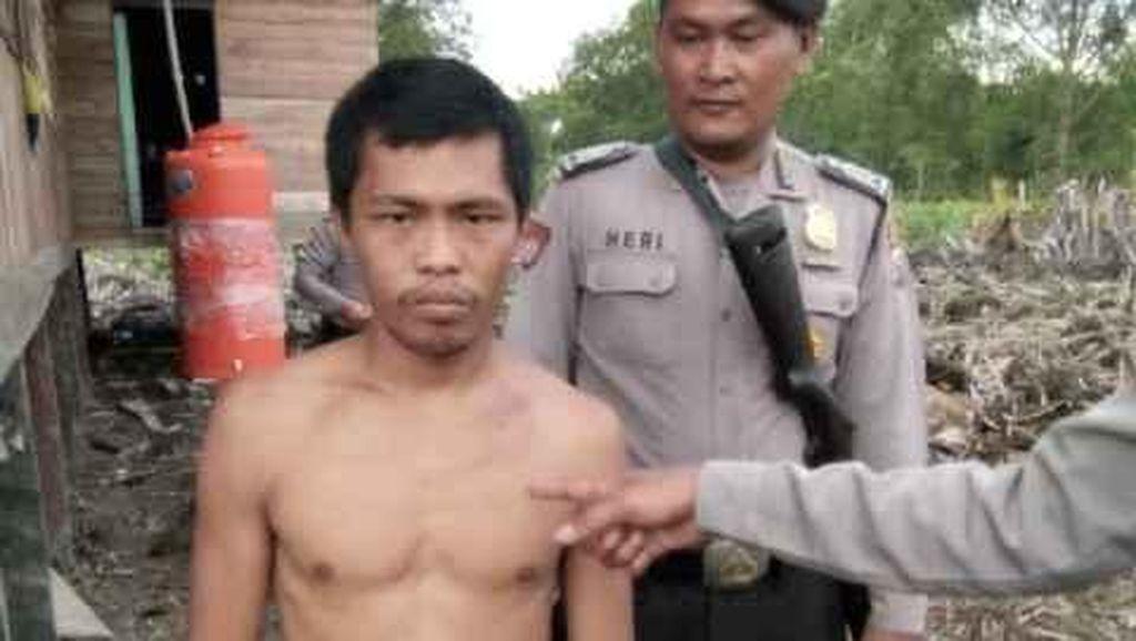 Warga Inhil Riau Ini Selamat dari Terkaman Buaya Saat Asyik Mancing