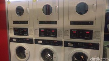 Buka Self Service Laundry Rp 300 Juta, Raup Omzet Rp 30 juta/Bulan