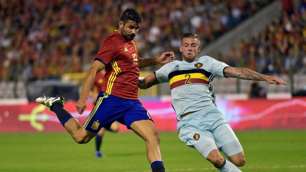Diego Costa: Aku Akan Dipuji Kalau Main untuk Madrid atau Barca