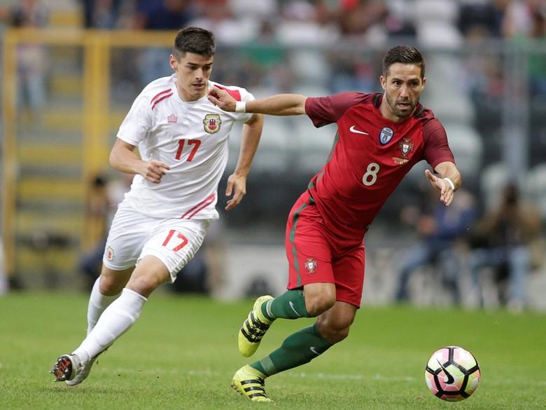 Gibraltar Di Babat Portugal Lima Gol Tanpa Balas